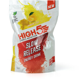 High5 Slow Release Energy Drink Sachet 1000g, Lemon